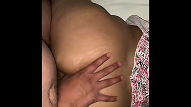 Fucked my girlfriends MOM while she went to Walmart! Latina Booty