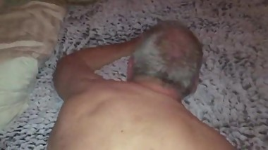 DIVORCED DADDY GETS FUCKED