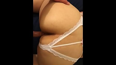 Best friends mom, cums on my cock