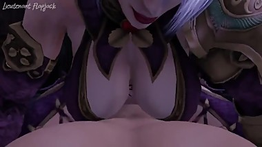 IvyValentine give a lucky nerd a fuck reward for winning hasSound suit ver1