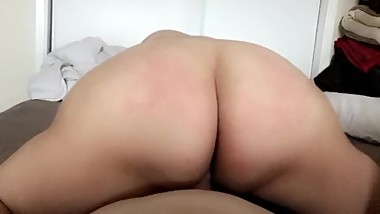 Love daddy's dick in me