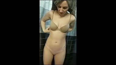 Hidden cam compilation of wife in shower and getting fucked