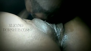 Sucking licking teasing and edging her clit with my Tongue. (Trailer)