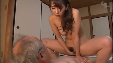 Asian MILFs vs Old Men 8