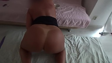 hot wife ready for big cock