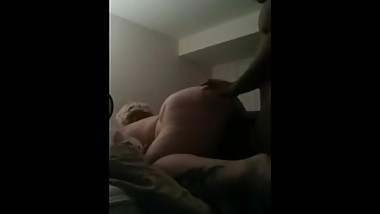 Fat White Hoe Fucking Black Guy