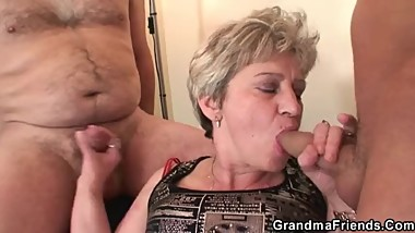Cuckolded for good - GrandmaFriends
