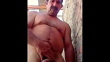 Old Mexican cumshot