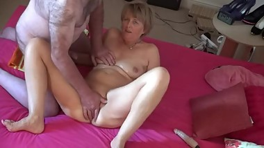 Oily tits and 69 position on the Wirral