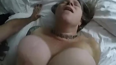 Big ass tittys on bbw mature i fucked