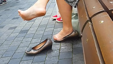 mature soles relaxing