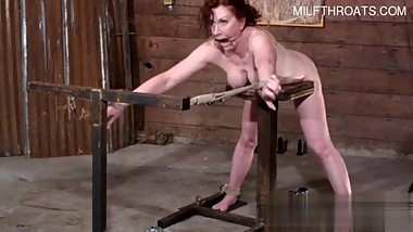 Mature Slave Training 13