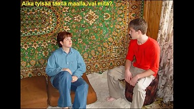 Slideshow with Finnish Captions: Afina 1
