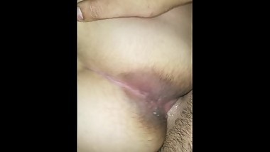 Creamy wet pussy rides my thick dick till i cummm!!!