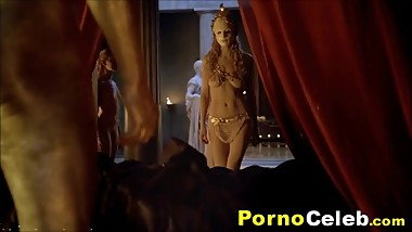 Variety Of Milf Nude Scenes From Spartacus Series Compilation
