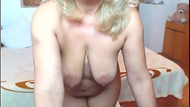 Webcam saggy mature 2