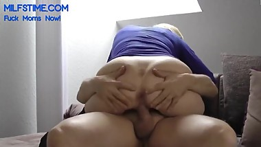 smoking hot blonde milf great sex
