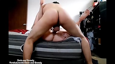 Drain my balls in your mouth n pussy!Intense throat fucking n pussy pound!