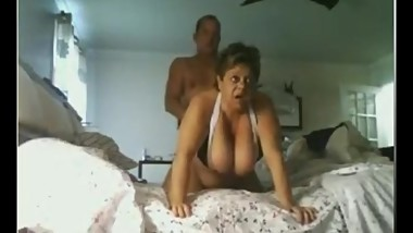 Canadian Fat Mature BBW couple