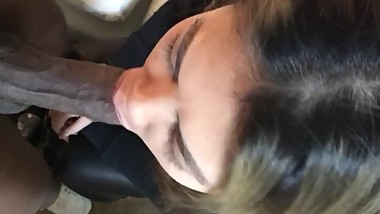 BBC in mature Chinese mouth