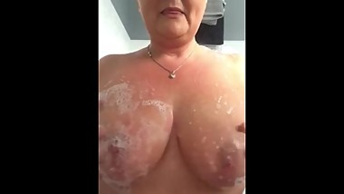 Nice Soapy Tits