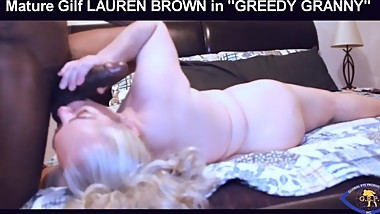 "Lauren Brown in ""GREEDY GRANNY """