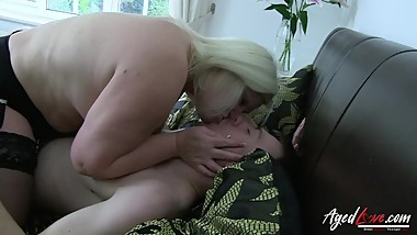 AgedLovE Hardcore with Hot Mature Lacey Starr