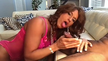 Glamgurlxoxo's suck/fuck session with Chocolatemanz