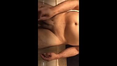 Periscope mature bbc jerking