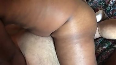 daddy Black Poz barebacks happy hairy bottom verbally