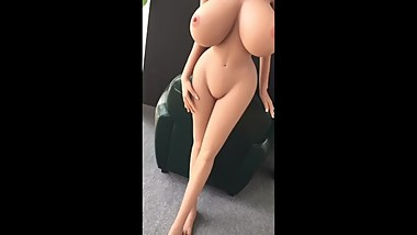 Huge Boobs Black Thicc Sex Doll