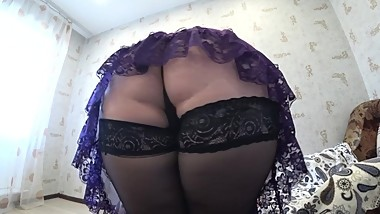 milf before the webcam finished 2 times. anal and tremor big asshole.