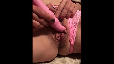 Damn It My Cougar Wife's Vibrator needs new Batteries after just 10 seconds