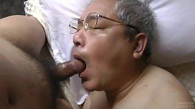 Japanese dad video 2