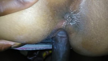 Raw to the bone wet pussy creamy pussy