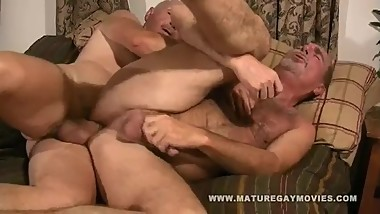 Hot Mature DaddyFuck