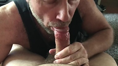 Swallowing My Buddy K