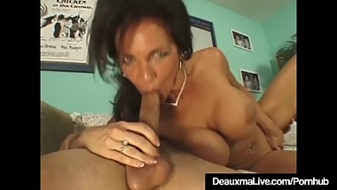 Busty Mature Deauxma Is Butthole Banged By A Big Hard Dick!