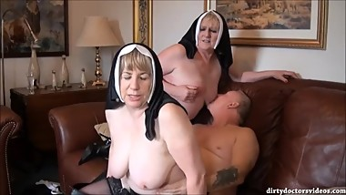 NUNS AND MONKS FUCKING