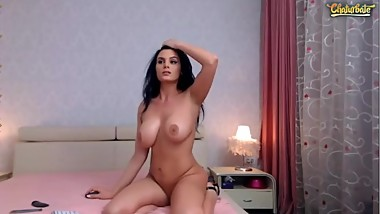 Wow sexy natural big boobs