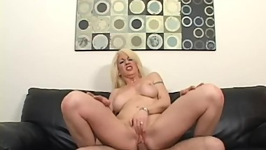 Nice Mature Blondy
