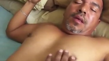 waking up my uncle