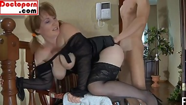 step MOM SEDUCES step SON
