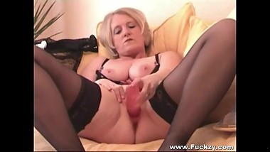Big-Assed Amateur Mature Wife Stars In Her Own Home Porno