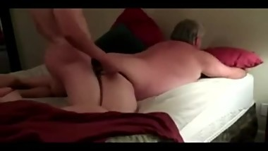 Deep Hard Fucking my beefy Dad