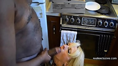 grandma Ruby enjoys BBC of her neighbor