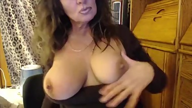 Dirty mature bbc lover with big tits and hairy pussy