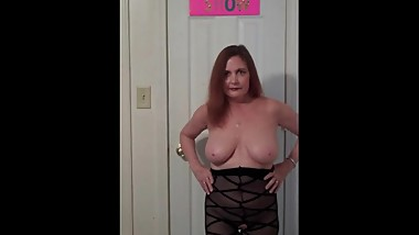Redhot Redhead Show 12-16-2017 (Lingerie Photoshoot)
