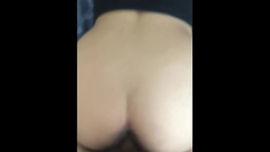 Fucking sexy milf from behind
