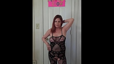 Redhot Redhead Show 11-28-2017 (Lingerie Photoshoot)
